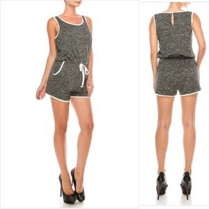 Pants - Ladies Romper
